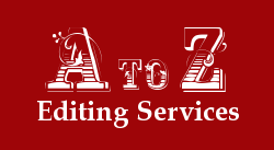 A to Z Editing Services